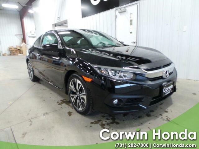 New 2017 Honda Civic, $24360