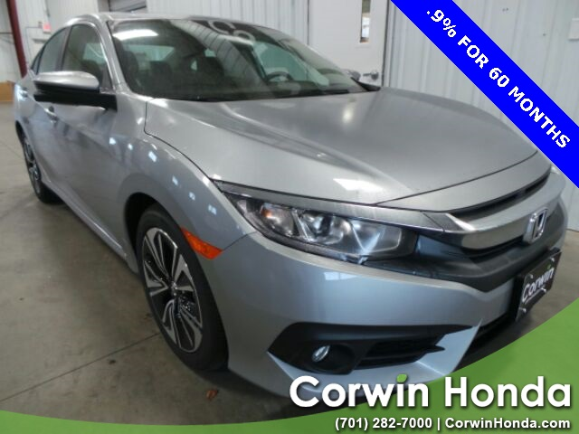 New 2016 Honda Civic, $23035