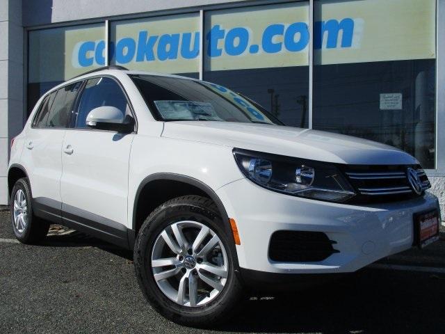 2017 Volkswagen Tiguan S White Cook Volkswagen has been servicing the automotive needs of our com