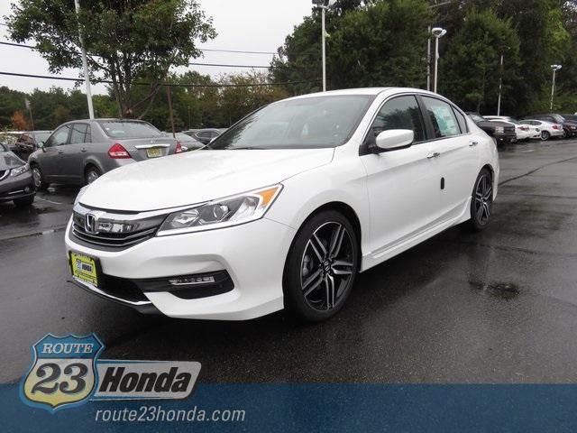 New 2017 Honda Accord, $26050