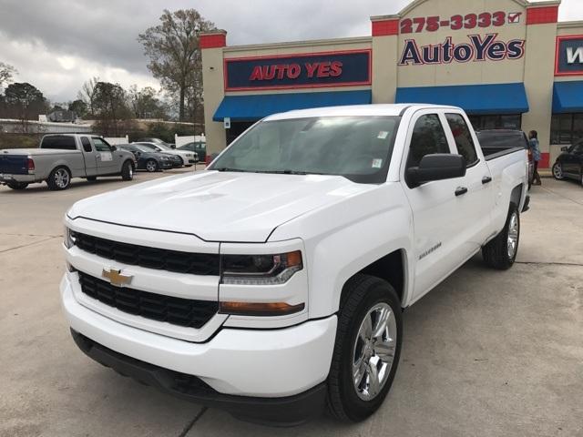 2016 Chevrolet Silverado 1500 Custom White Recent Arrival 1623mpgPriced below KBB Fair Purcha