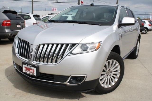 2011-Lincoln-MKX-3.7L V6 -Parma-Ohio