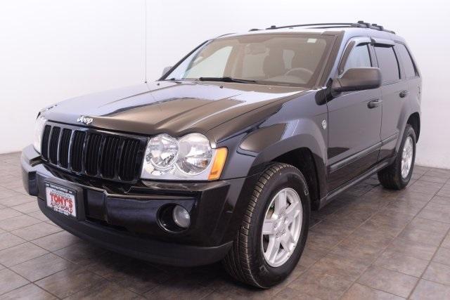 2007-Jeep-Grand Cherokee-Laredo 4X4-Parma-Ohio