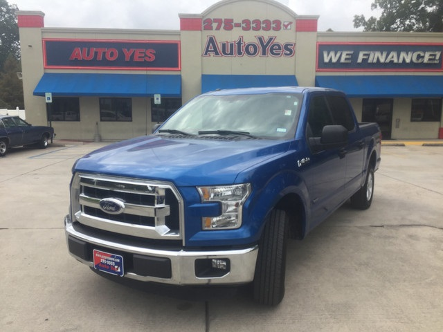 2016 Ford F-150 Blue CARFAX One-Owner Clean CARFAX 1724mpgAwards-- KBBcom Brand Imag