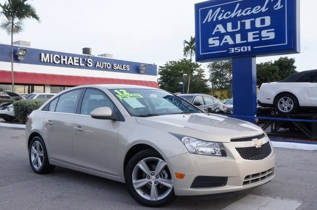 2012 Chevrolet Cruze LTZ Gold Gold Mist Metallic 2012 Chevrolet Cruze LTZ FWD 6-Speed Automatic E