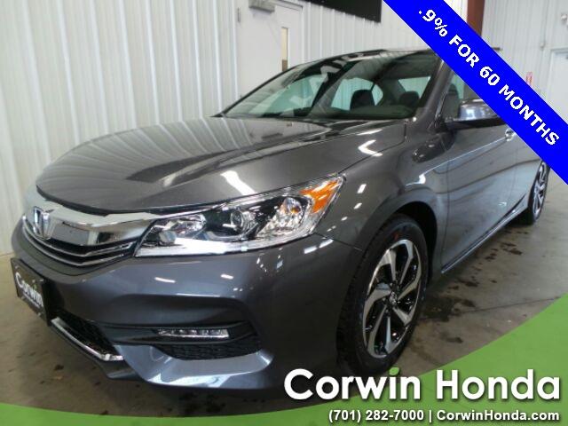New 2017 Honda Accord, $29655