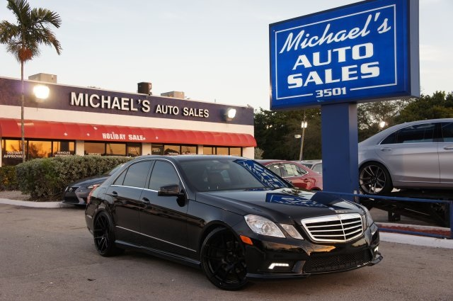 2011 Mercedes-Benz E-Class E350 Black STOP Read this Your satisfaction is our business Who c
