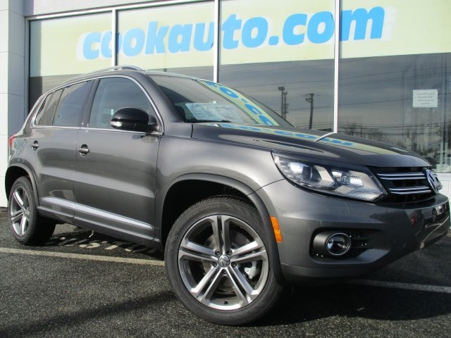 2017 Volkswagen Tiguan Sport Gray Hurry and take advantage now Welcome to Cook Volkswagen Cook