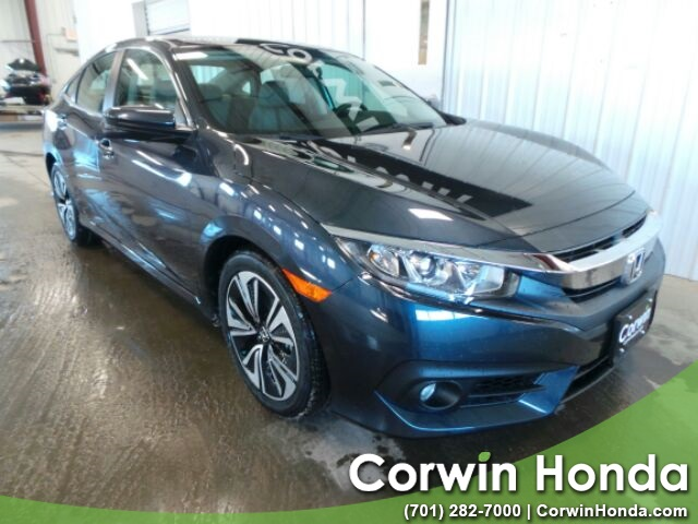 New 2017 Honda Civic, $21555