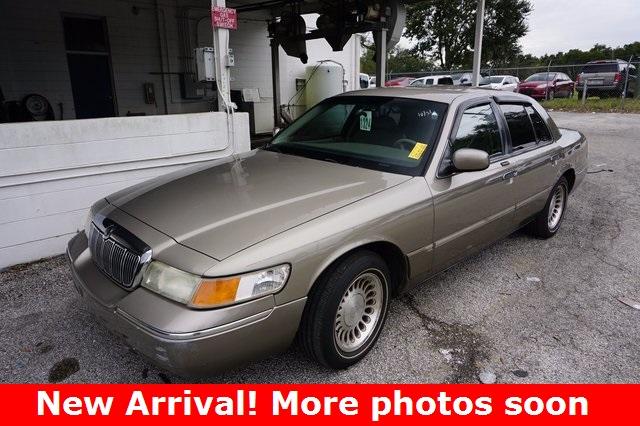 2002 Mercury Grand Marquis LS 4D Sedan