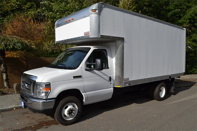 2017 Ford E-450SD 15ft Van Supreme Cutaway