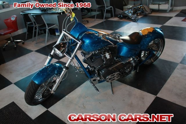 2007 Harley Custom SoftTail Screamin Eagle