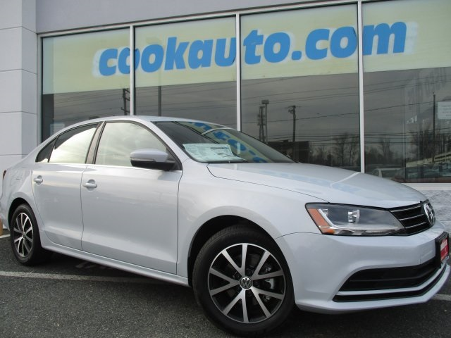 2017 Volkswagen Jetta 14T SE White Volkswagen FEVER Drive this home today Cook Volkswagen has