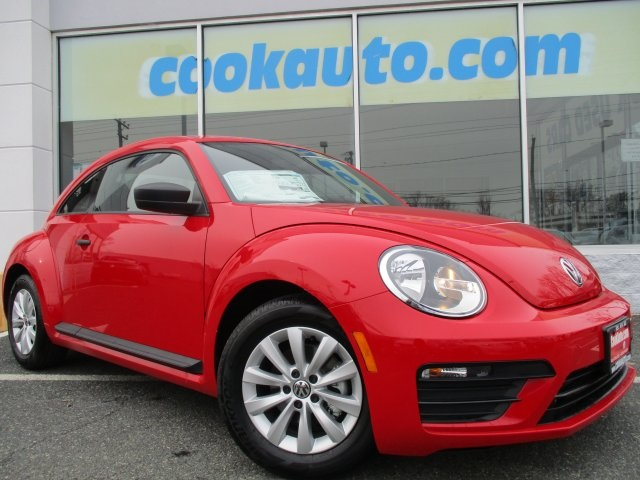 2017 Volkswagen Beetle 18T S Red Join us at Cook Volkswagen Volkswagen FEVER Cook Volkswagen h