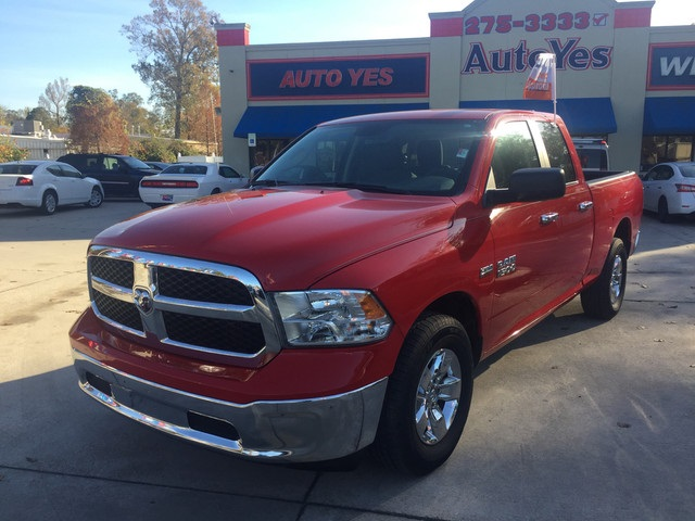 2016 Ram 1500 Green CARFAX One-Owner Clean CARFAX 1522mpg Odometer is 1196 miles below market