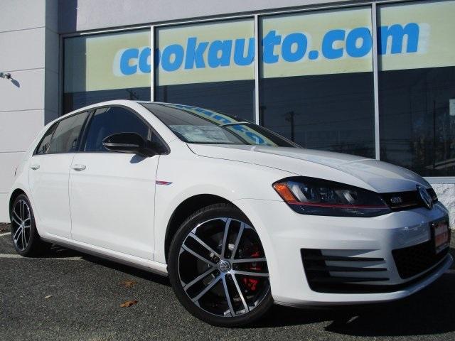 2017 Volkswagen Golf GTI Sport 4-Door White Cook Volkswagen has been servicing the automotive nee