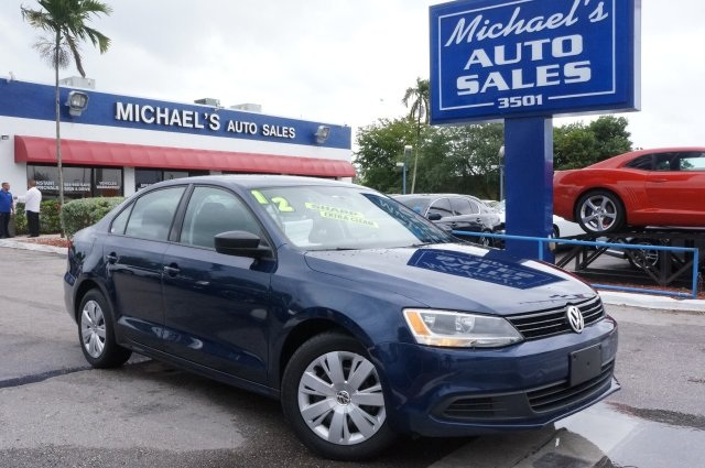 2013 Volkswagen Jetta 25L SE Blue 99 POINT SAFETY INSPECTION CLEAN CARFAX AUTOMATI