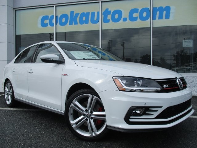 2017 Volkswagen Jetta GLI White All the right ingredients Turbocharged Be the talk of the tow