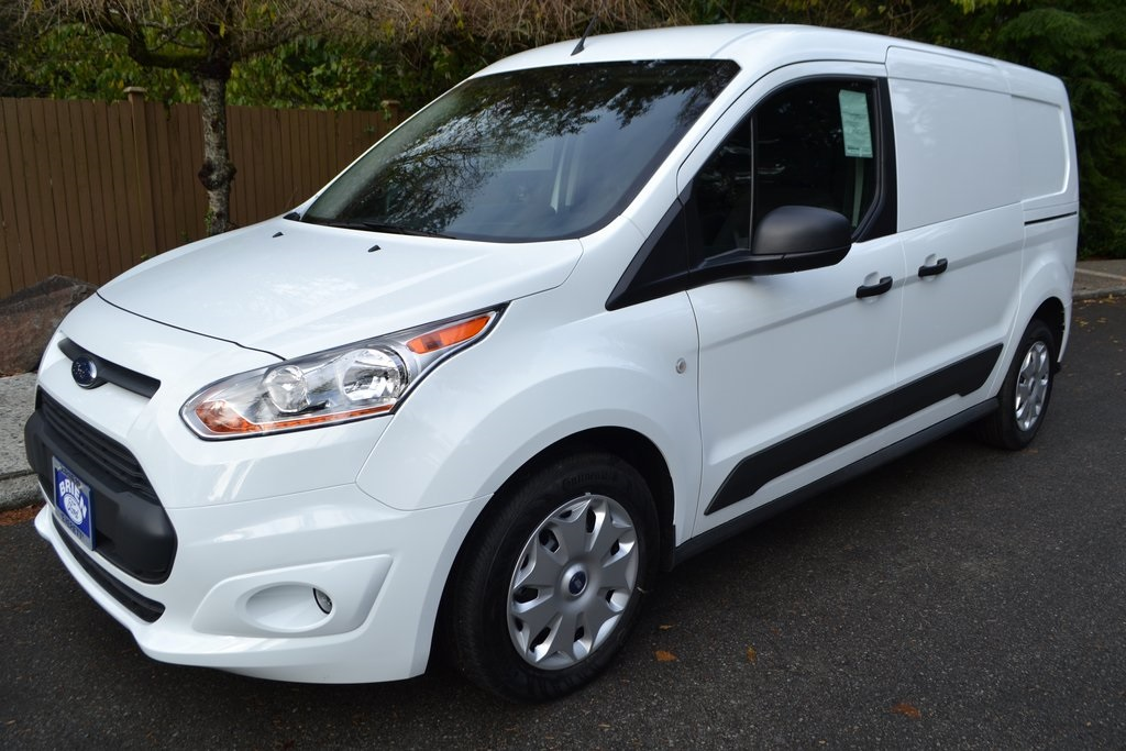 2017 Ford Transit Connect XLT LWB No Glass