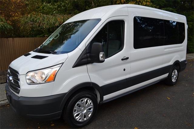 2016 Ford Transit-350 XLT 15 Passenger