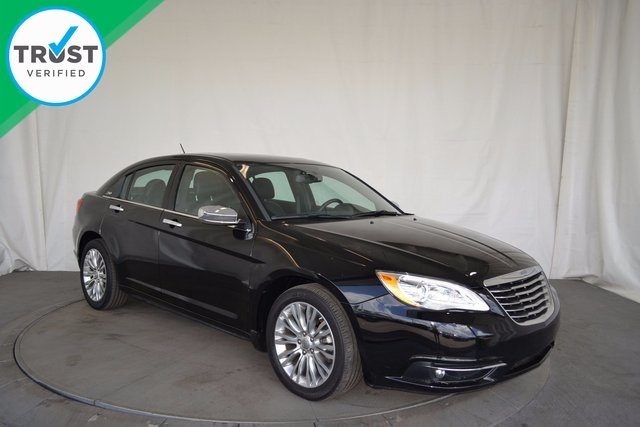 Used 2012 Chrysler 200 for sale in Miami