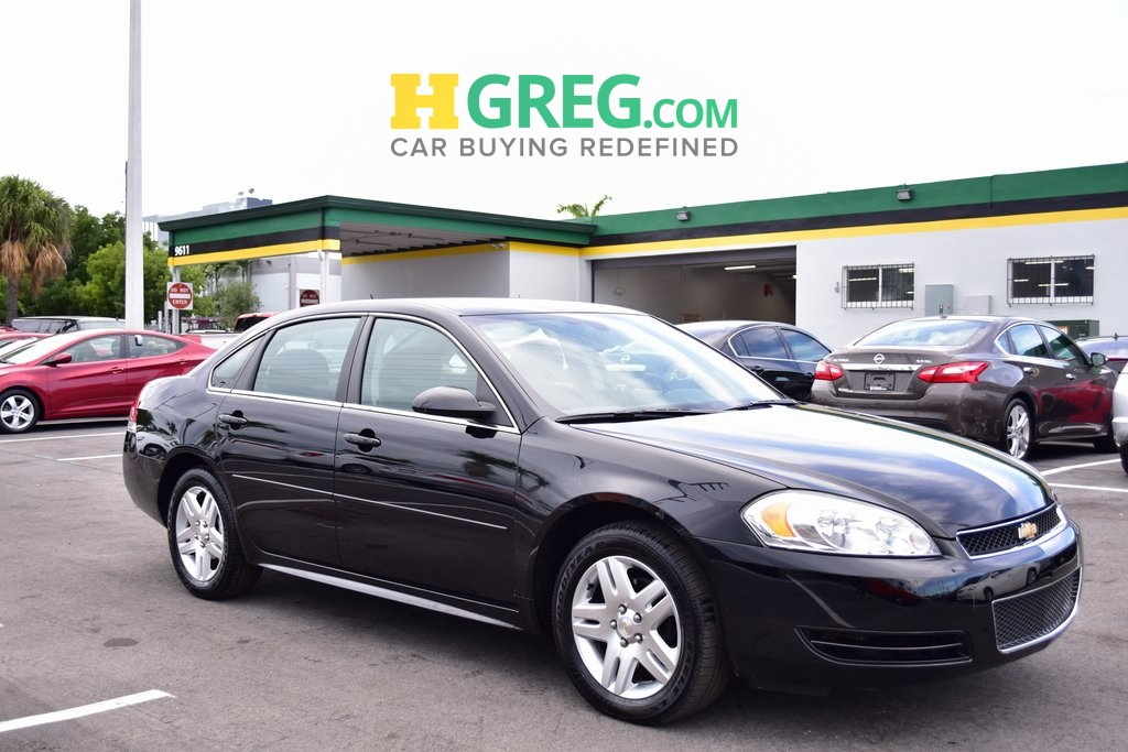 Used 2016 Chevrolet Impala Limited for sale in Miami