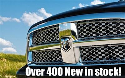 New 2019 RAM 1500 Classic Tradesman
