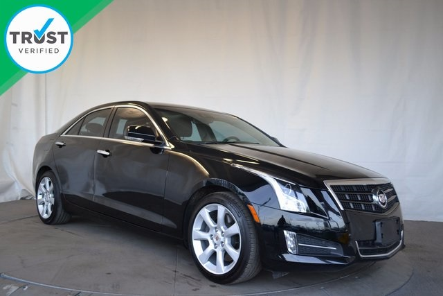 Used 2013 Cadillac ATS for sale in Miami