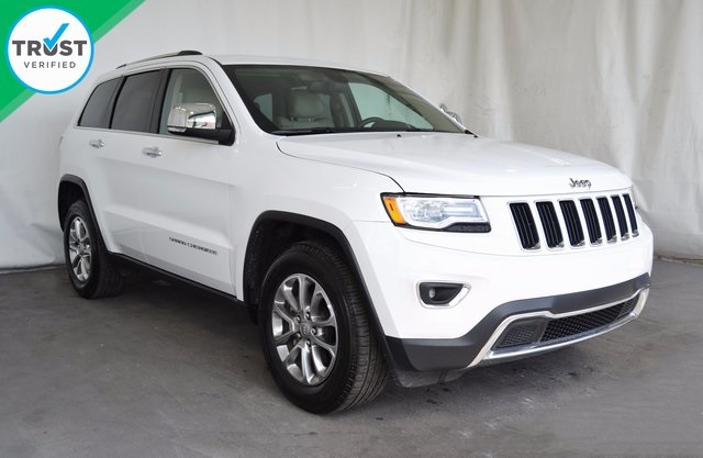 Used 2016 Jeep Grand Cherokee for sale in Miami