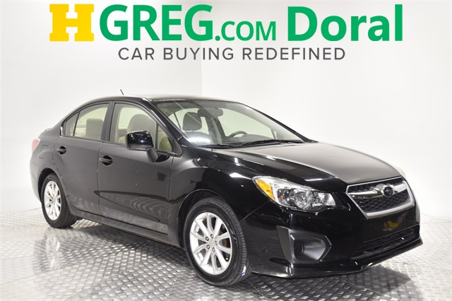 Used 2013 Subaru Impreza for sale in Miami