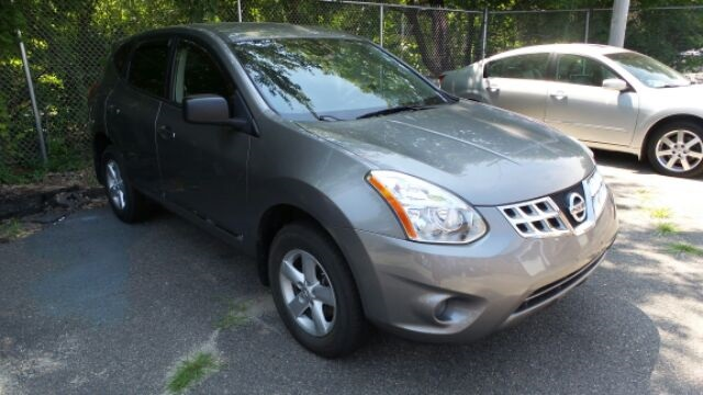 Pre Owned 2012 Nissan Rogue S