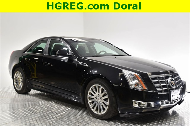 Used 2013 Cadillac CTS for sale in Miami